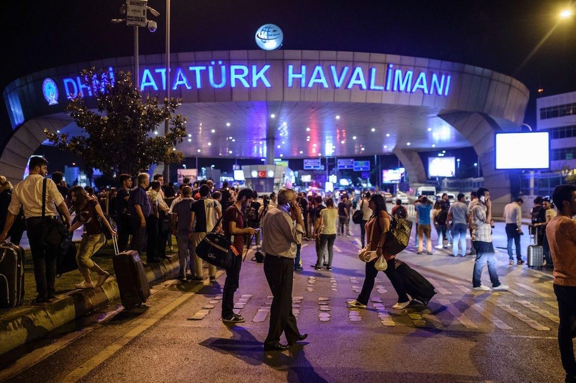attaco aereoporto istanbul