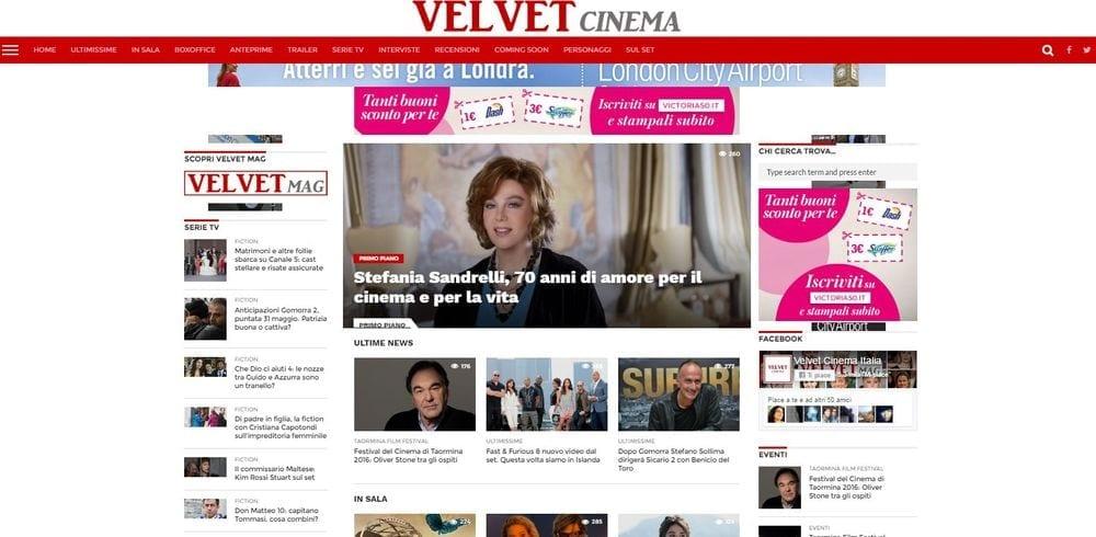 Velvet Magazine cambia look e diventa Velvet Mag