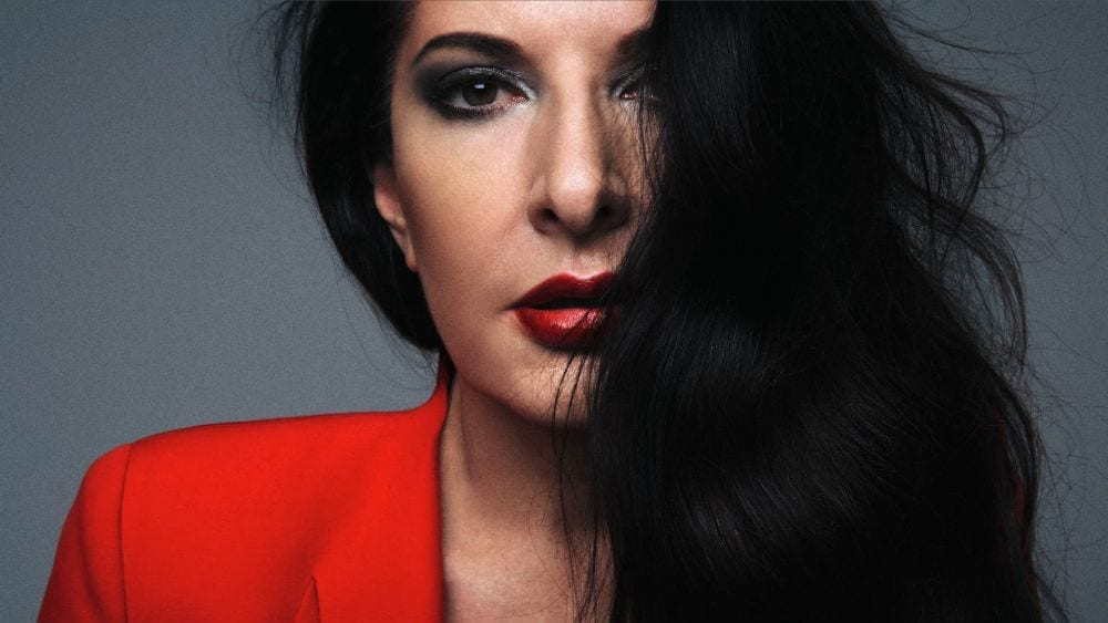 Marina Abramovic shock: