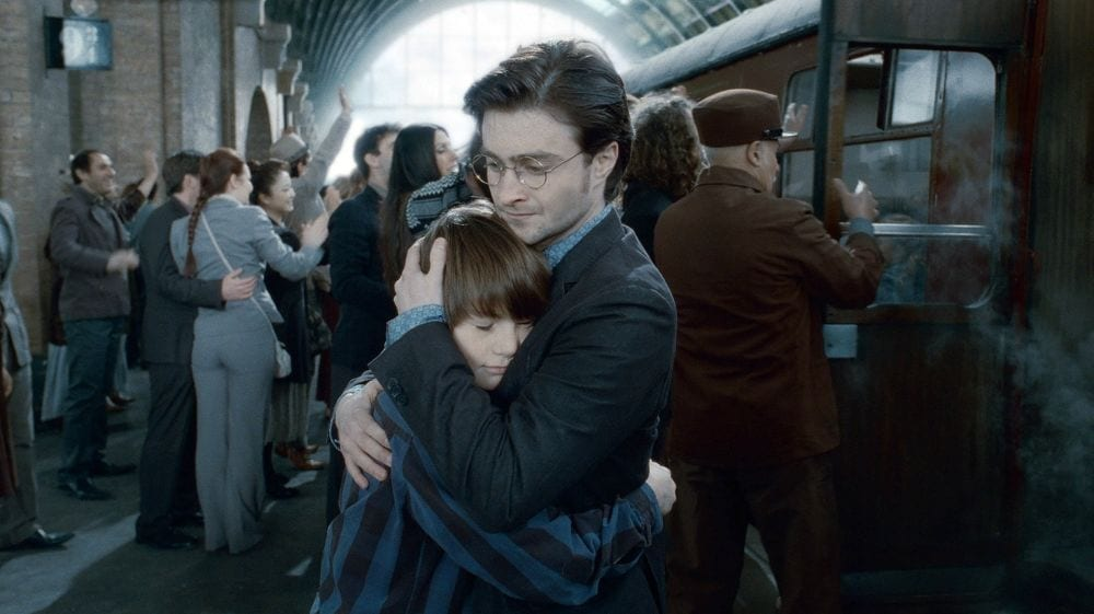 Harry Potter a teatro per la prima volta