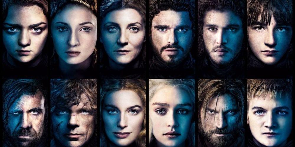 Le reazioni di Maisie Williams ai copioni di Game of Thrones 7