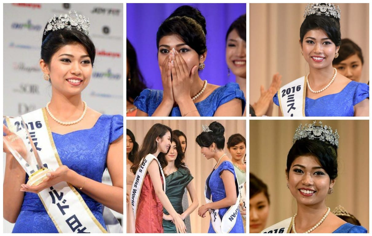 Half-Indian-Priyanka-Yoshikawa-Won-Miss-Japan-Pageant