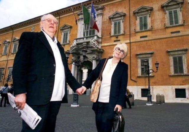 Dario Fo e Franca Rame: una grande storia d'amore, di battaglie e di tempeste