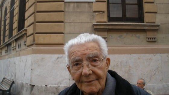 Shoah: il triste ricordo del superstite Enzo Camerino