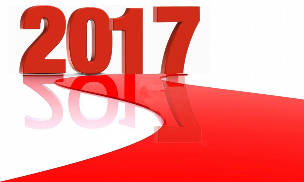Tutto quello che accadrà nel 2017