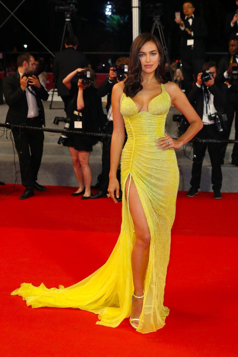 Festival di Cannes 2017: gli spacchi vertiginosi delle celebrities