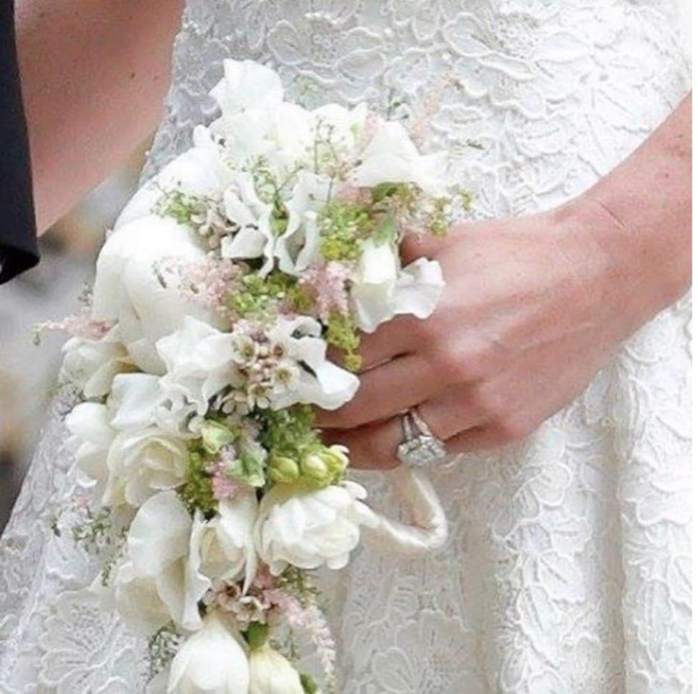 Pippa Middleton e il suo Bride Dress incantato