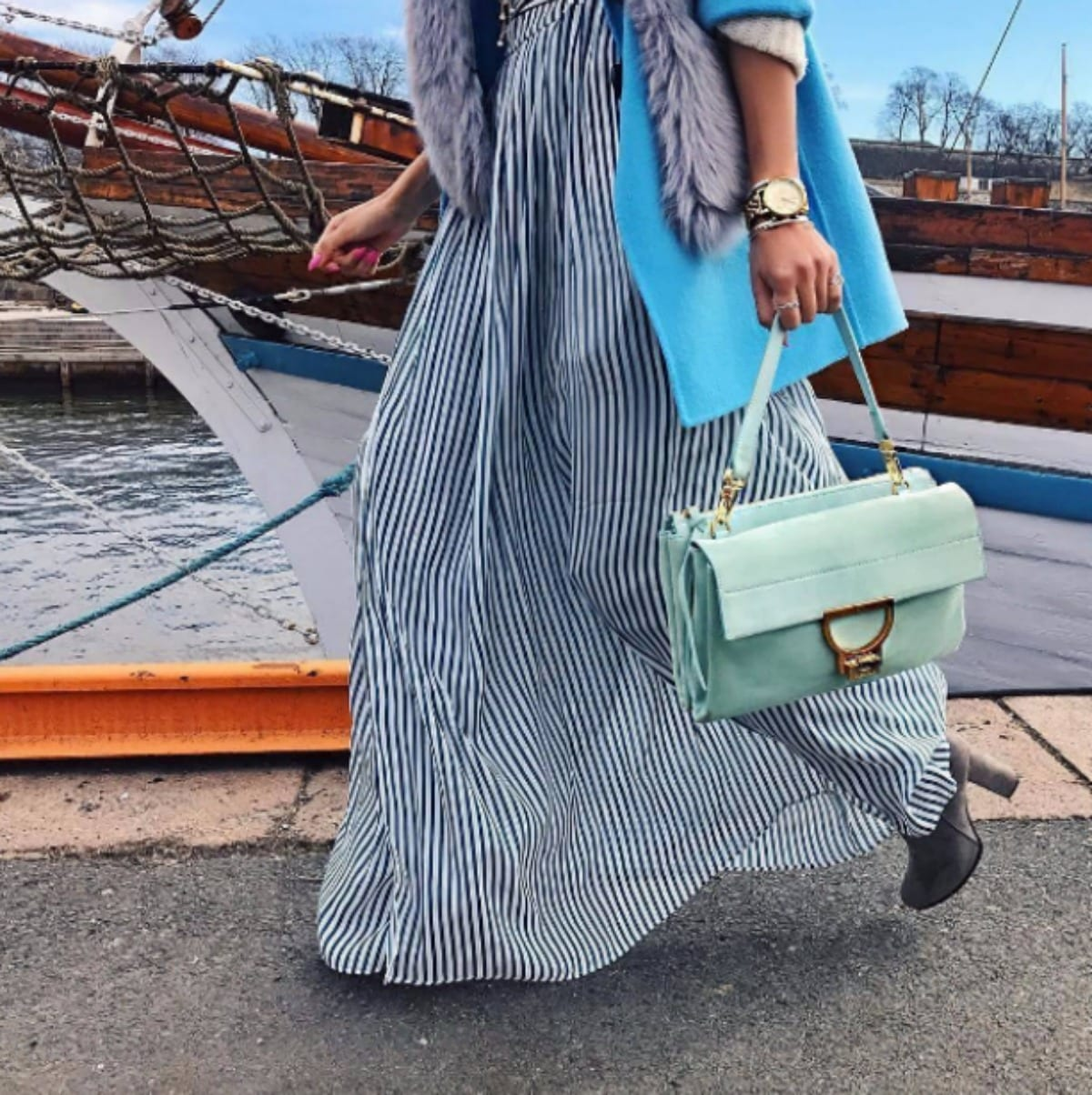 Coccinelle: collezione borse primavera-estate 2017