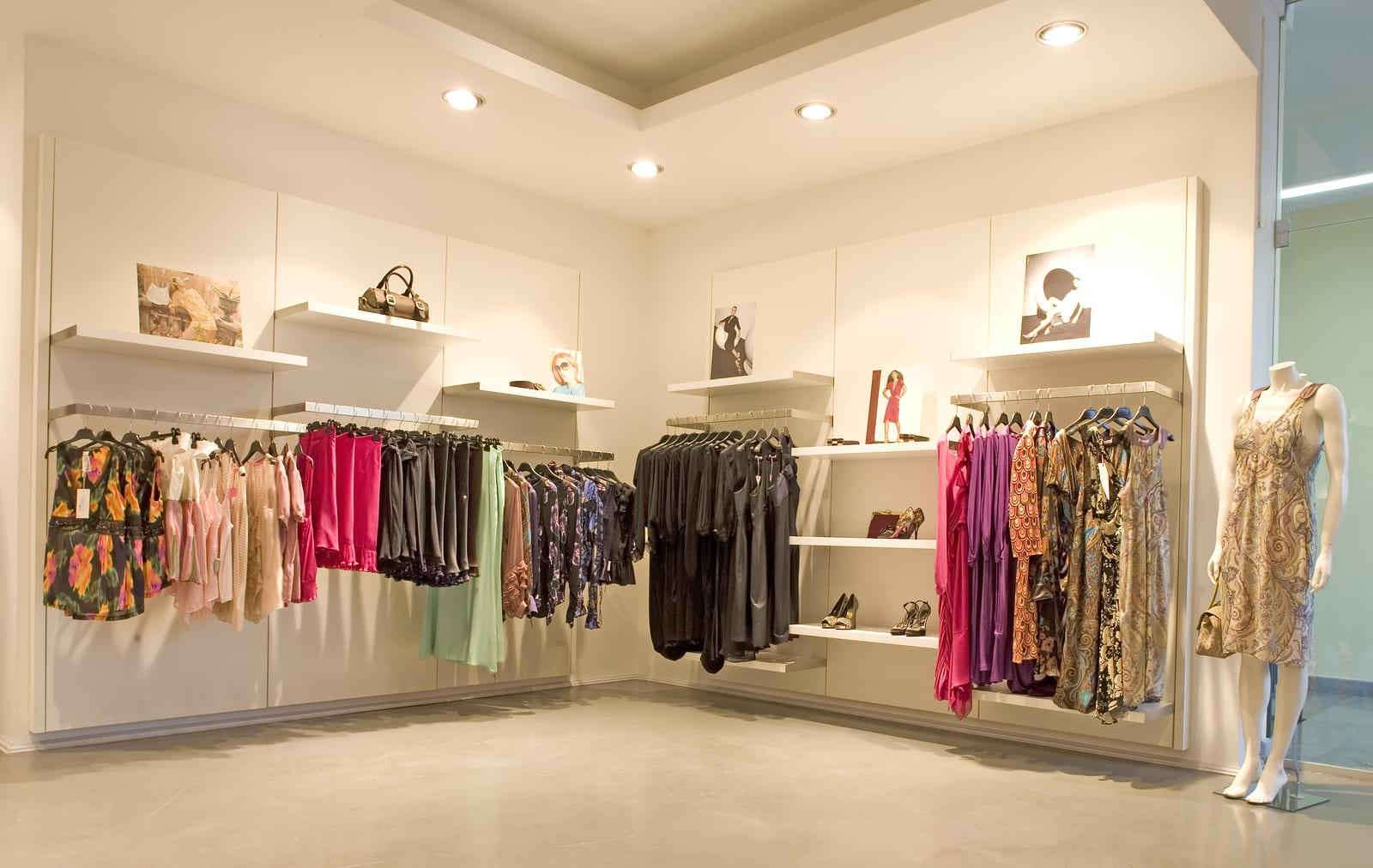 Ladies Fashion Boutiques In Euroe