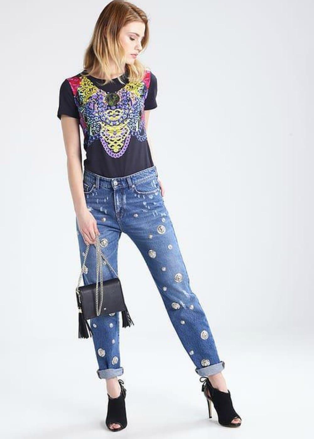 Versace jeans: la collezione uomo e donna