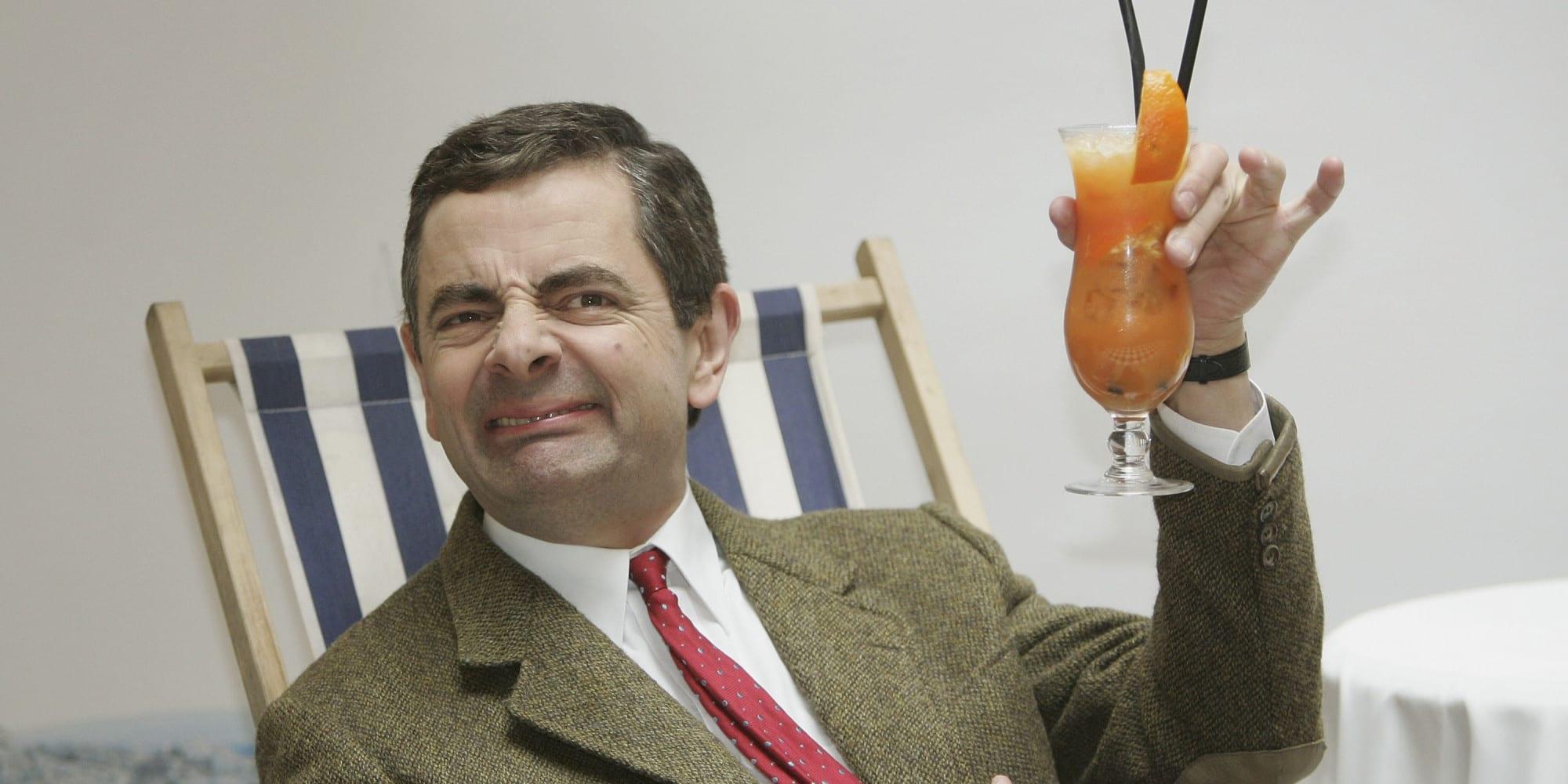 Tutti gli uomini che pensavi fossero Mr Big e si sono rivelati Mr Bean