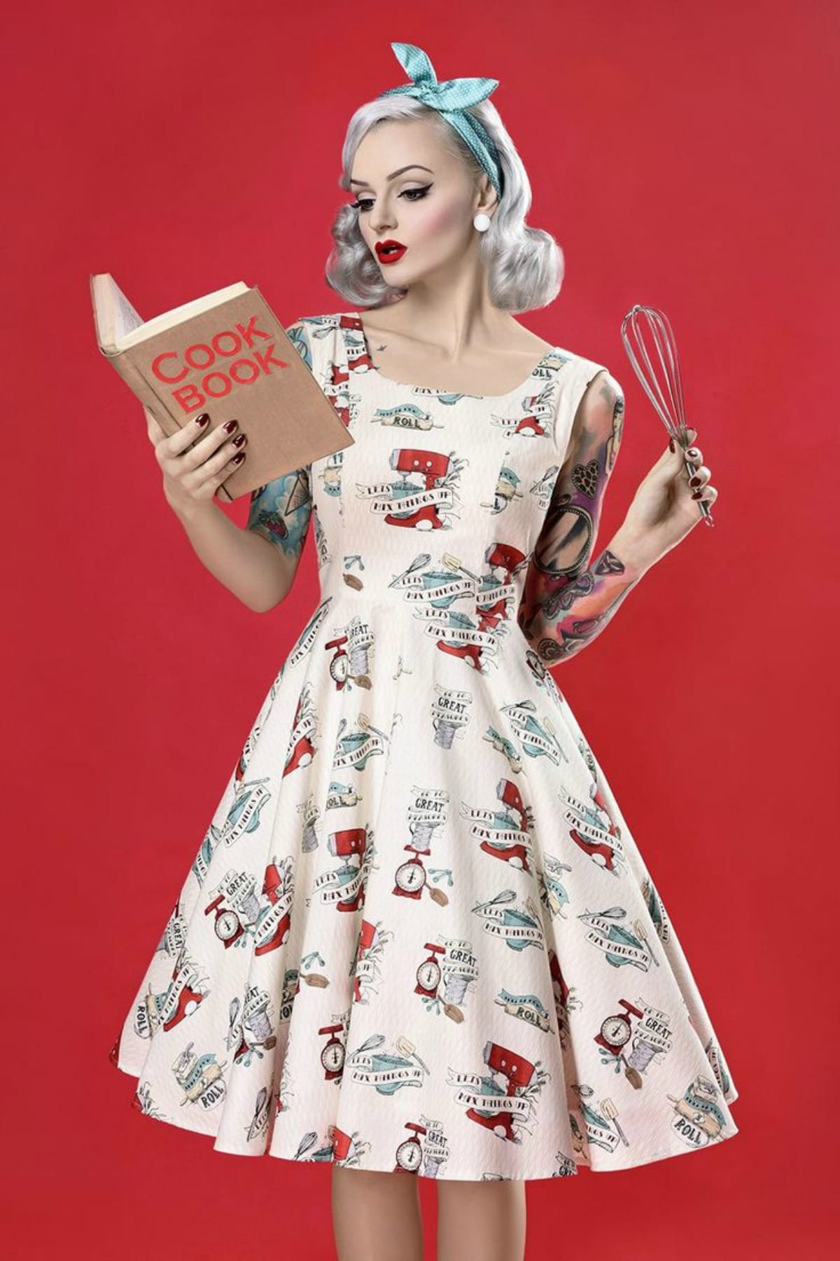 official photos 3c4cc 8e349 Vestiti anni '50 da pin-up: l'abbigliamento - VelvetMag