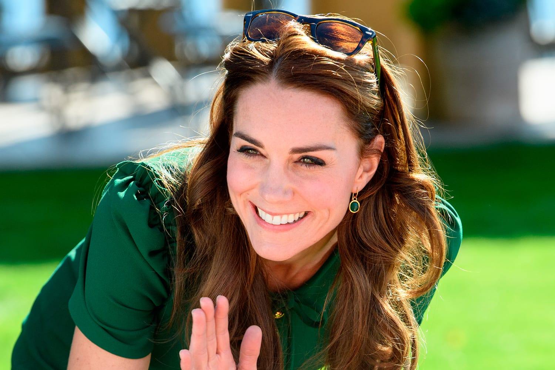 Kate Middleton Sexy Con Il Look Da Marinaretta Foto
