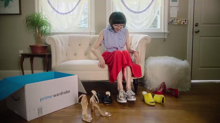 Prime Wardrobe, la novità Amazon per l'abbigliamento: prima provi e poi paghi