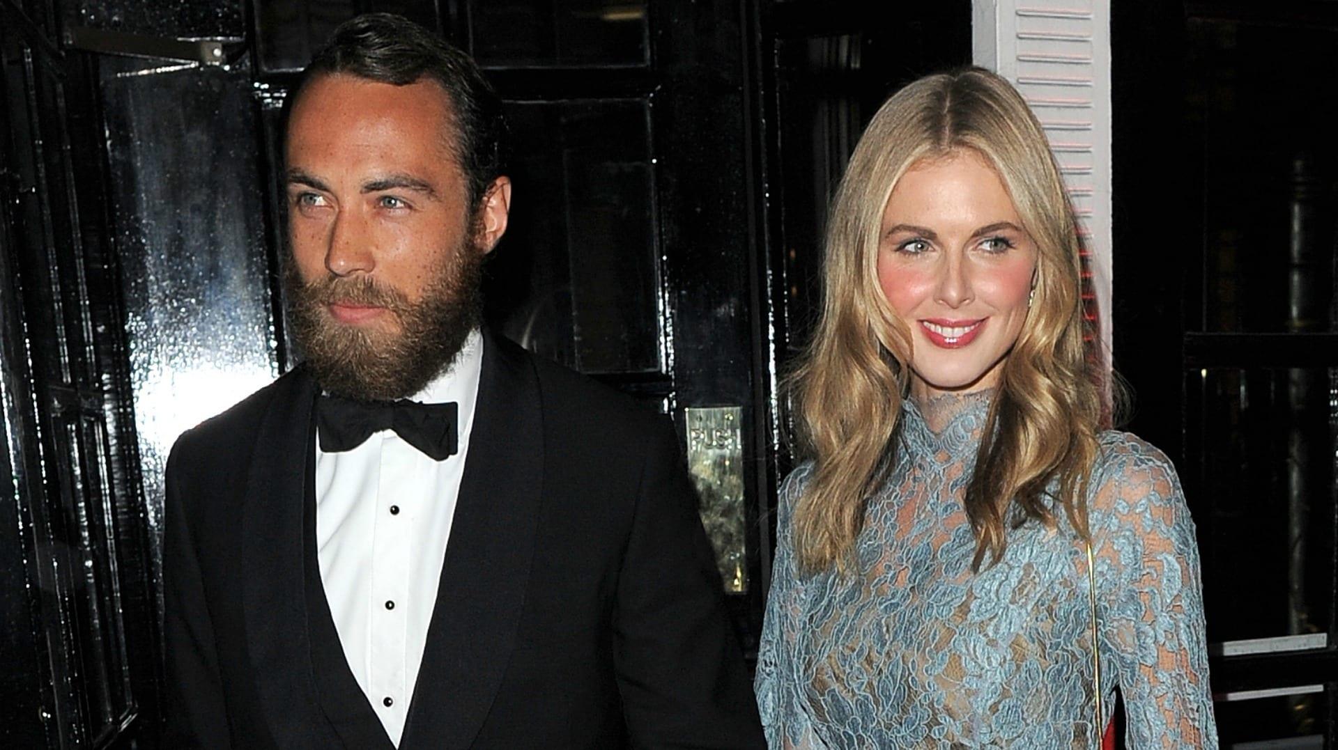 Kate e Pippa Middleton hanno un fratello: chi è James Middleton?