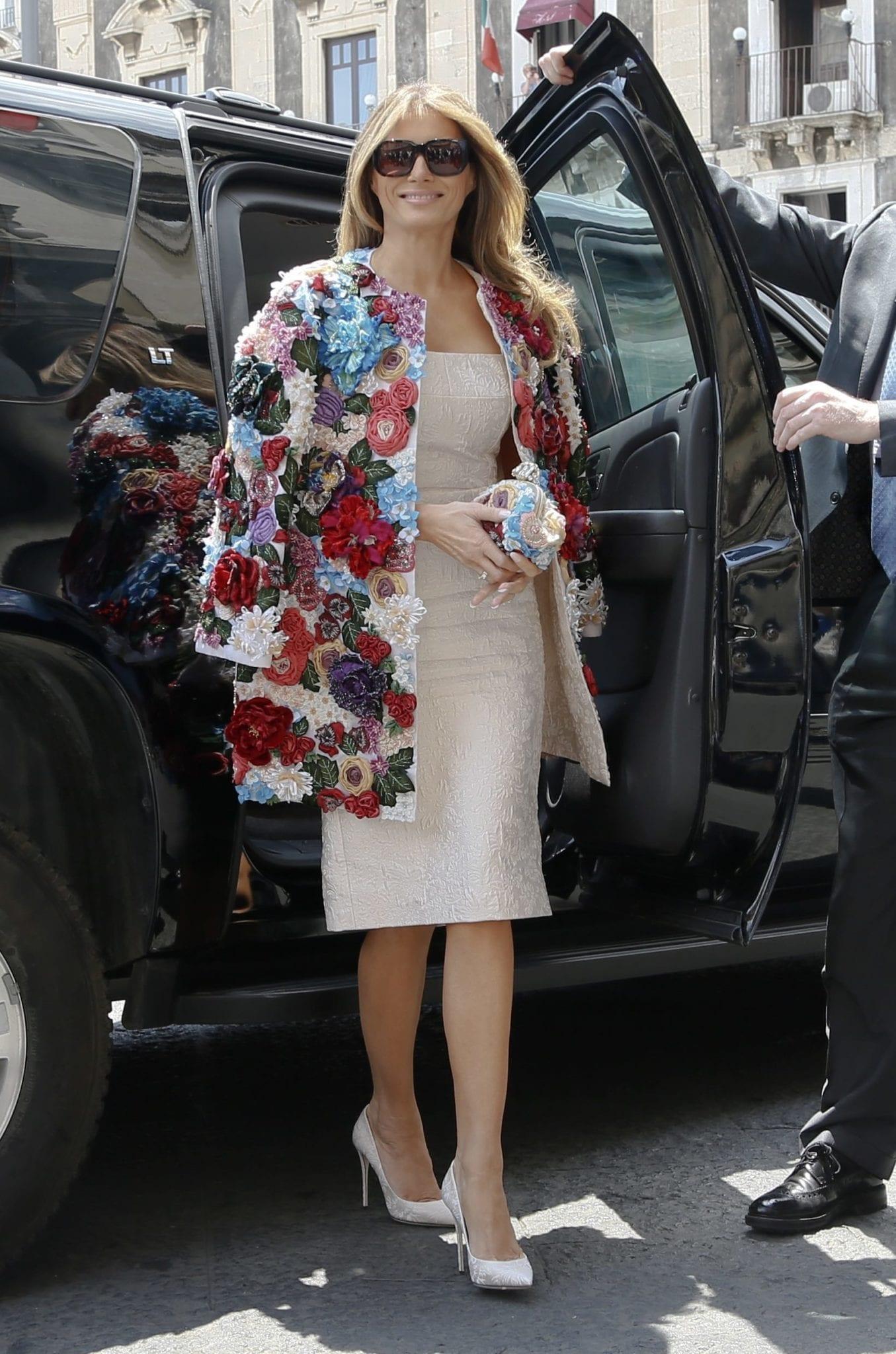 Melania Trump e il suo stile da First Lady [FOTO]