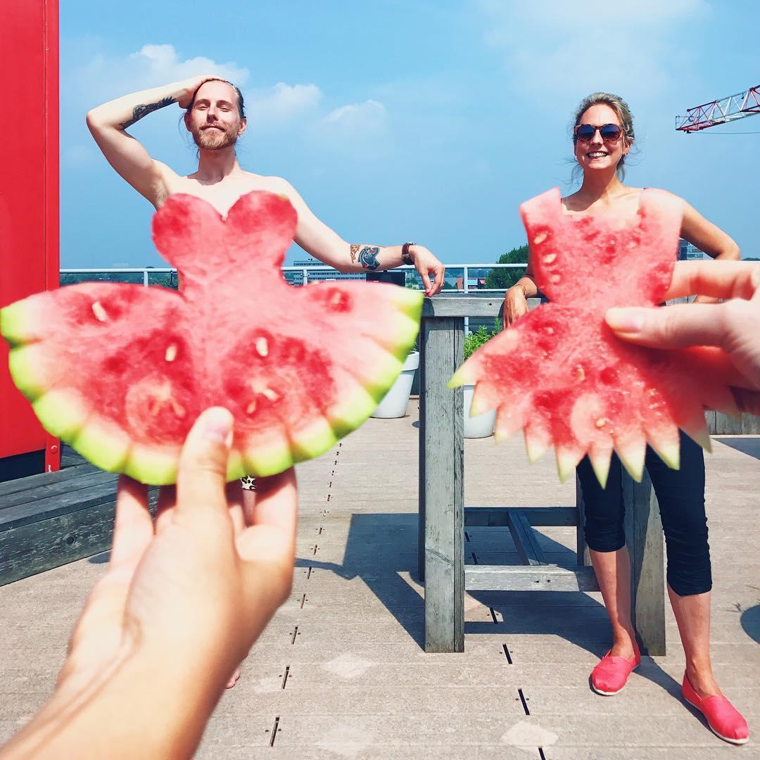 Watermelon Dress: il nuovo trend che spopola su Instagram [FOTO]