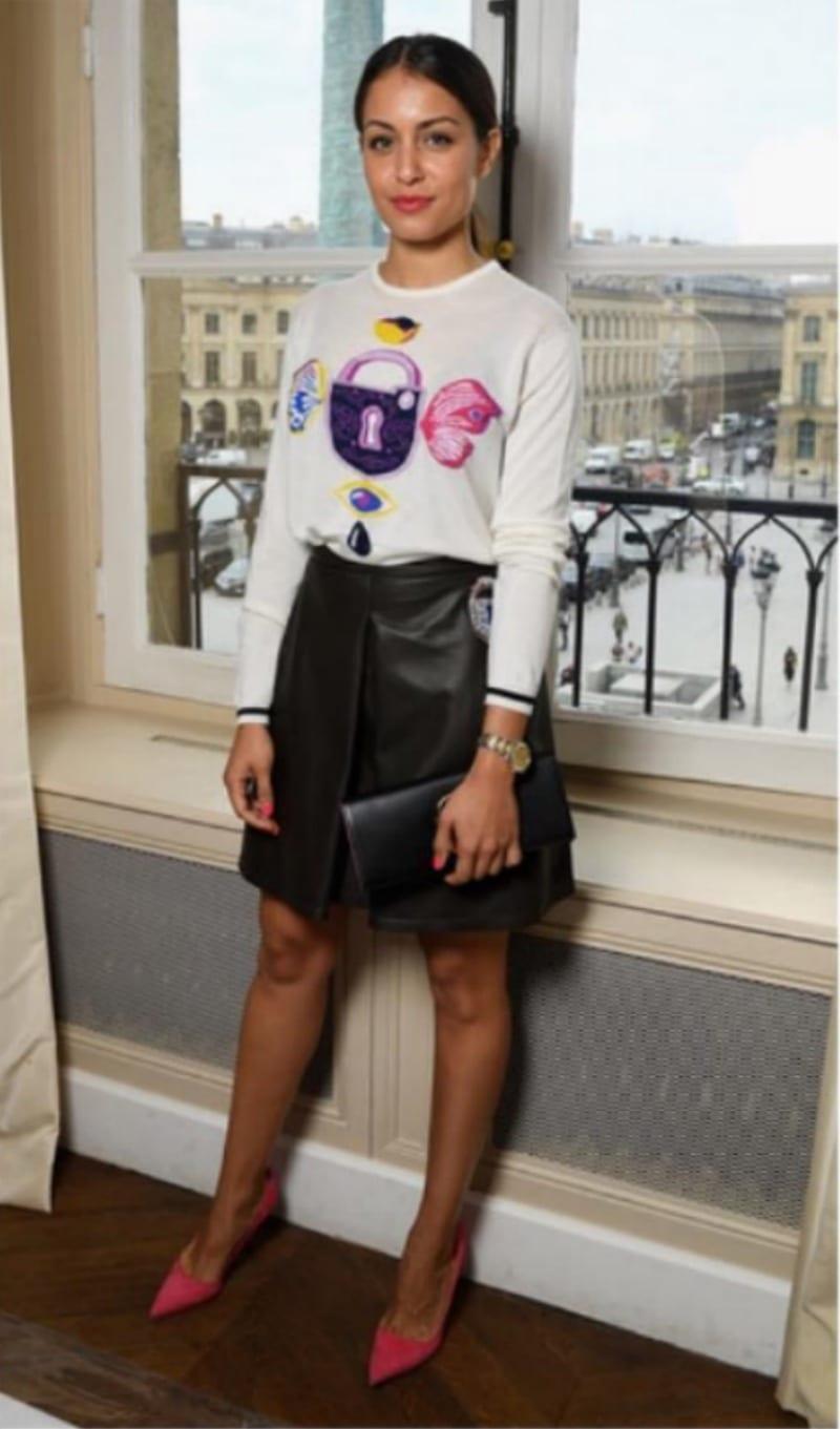 Alta Moda a Parigi: tutte le Star [FOTO]