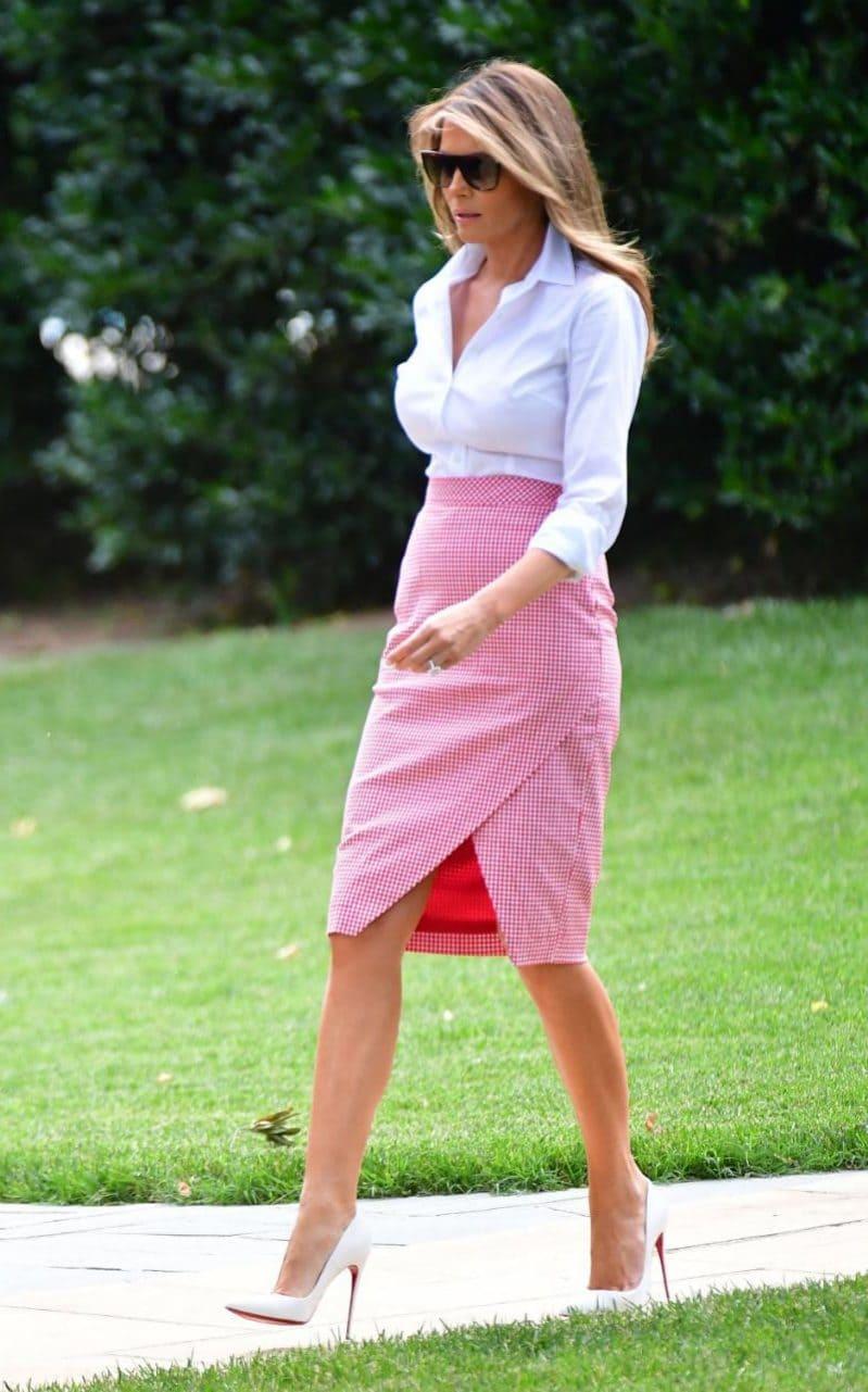 """Chirurgia plastica, Melania Trump makeover: """"Voglio essere come la first lady"""""""