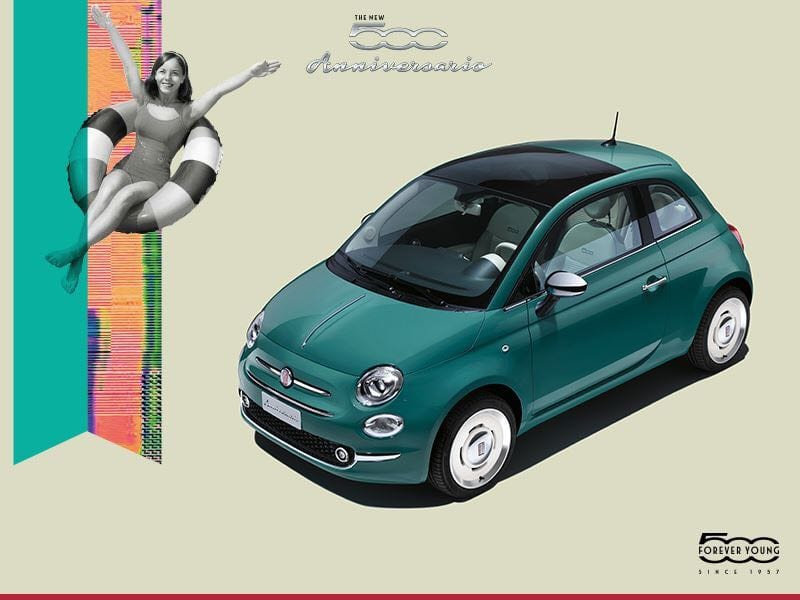 buon compleanno fiat 500 sessant 39 anni di storia e di avventure velvetmag. Black Bedroom Furniture Sets. Home Design Ideas