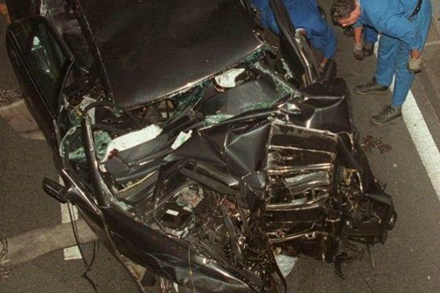 Nuovi inquietanti dettagli sull'incidente che causò la morte di Lady Diana, le foto della macchina