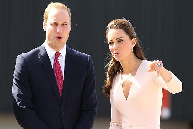 Kate e William postano un annuncio di lavoro su LinkedIn