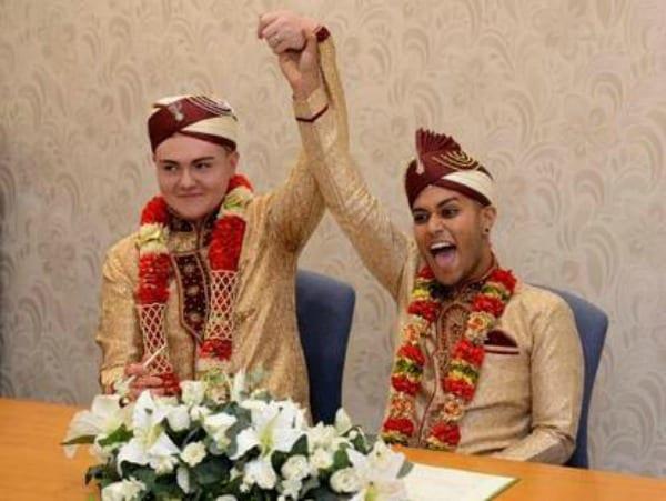 Il primo matrimonio gay tra musulmani: quando l'amore è più forte di tutto