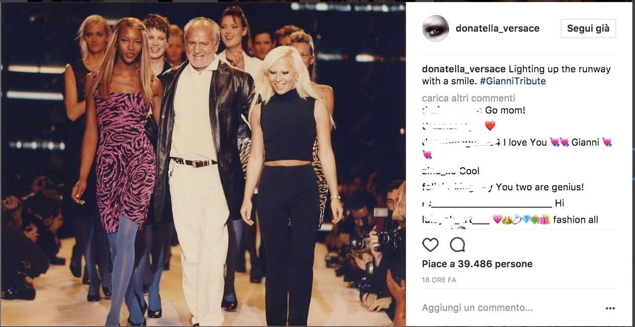 Gianni Versace 20 anni dal tragico omicidio del mito della moda