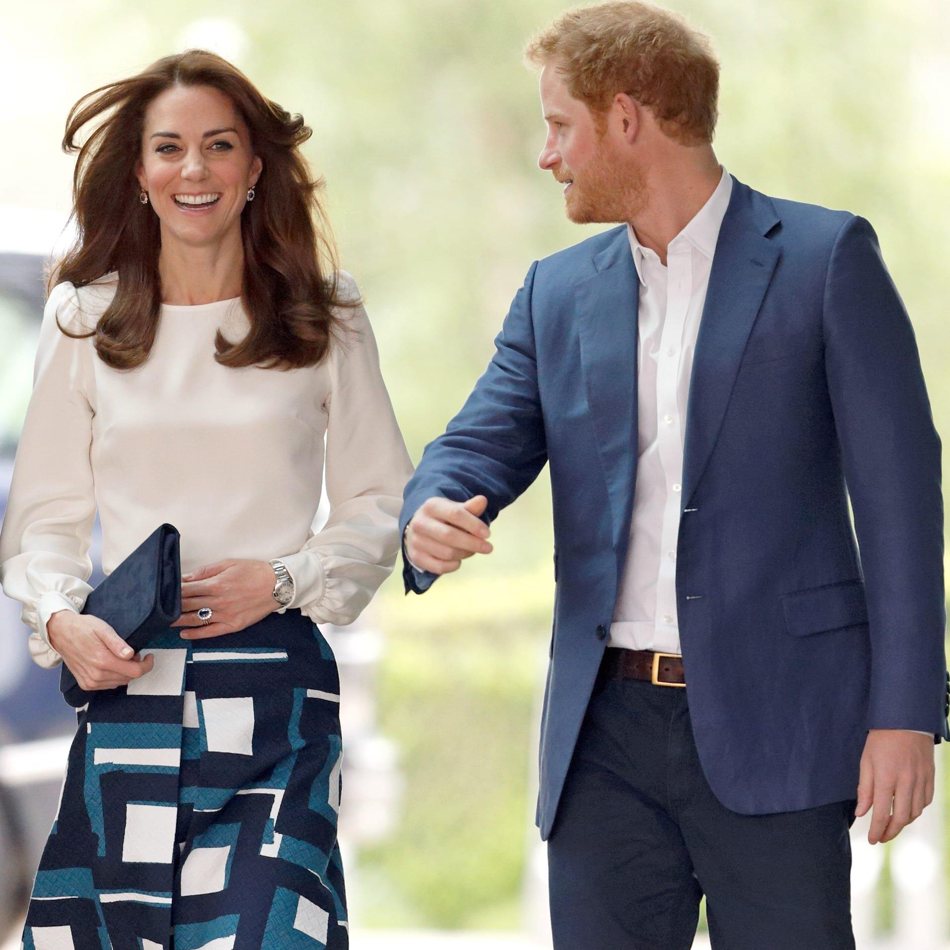 Il principe Harry e Kate Middleton: tutta la verità sul loro rapporto
