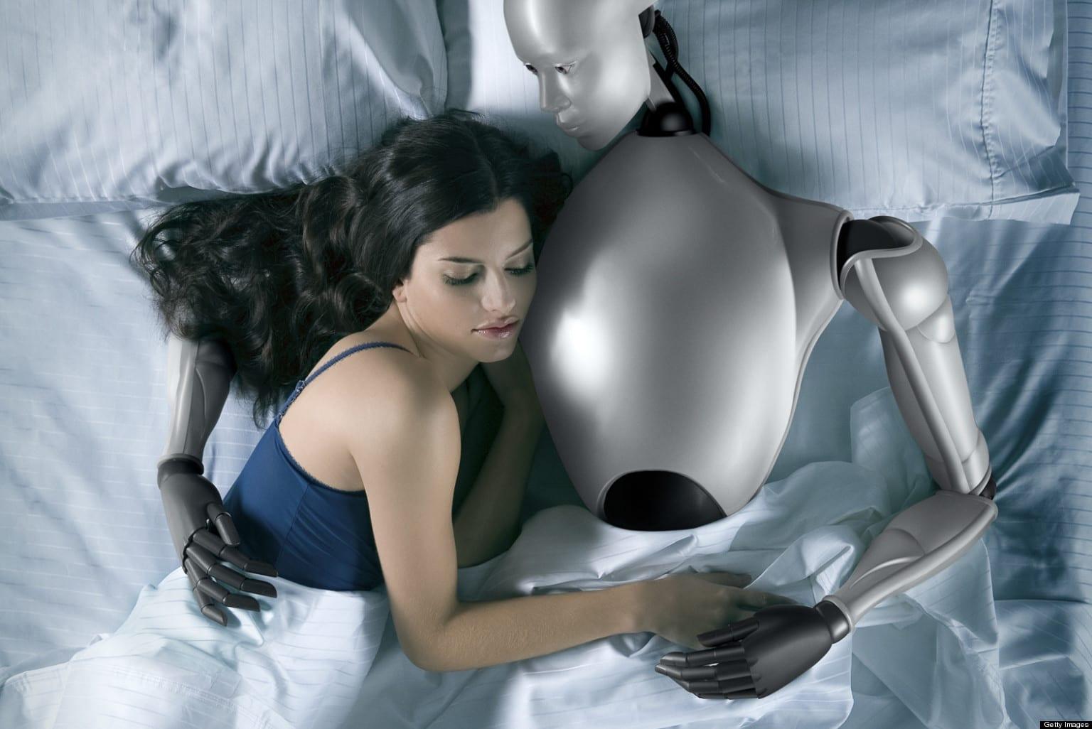 """I """"sex robots"""" sono pronti a conquistare il mondo"""