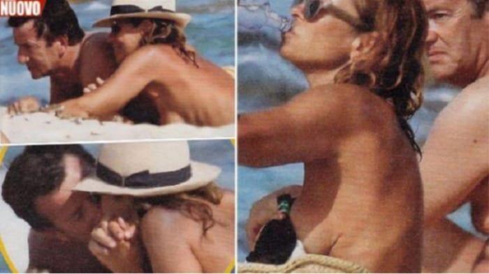 Cristina Parodi e il topless più atteso dell'estate [FOTO]