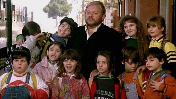 Paolo Villaggio: non solo Fantozzi, ma anche un cuore [VIDEO]