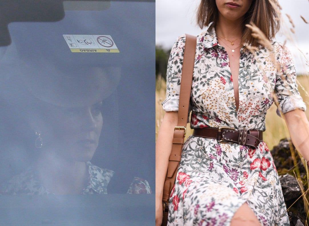 Kate Middleton, al matrimonio di Pippa ha scelto come secondo abito un modello di Zara [FOTO]