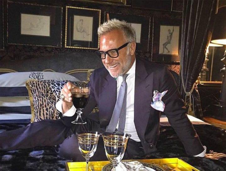 Gianluca Vacchi, guai finanziari: pignorati 10 milioni di beni