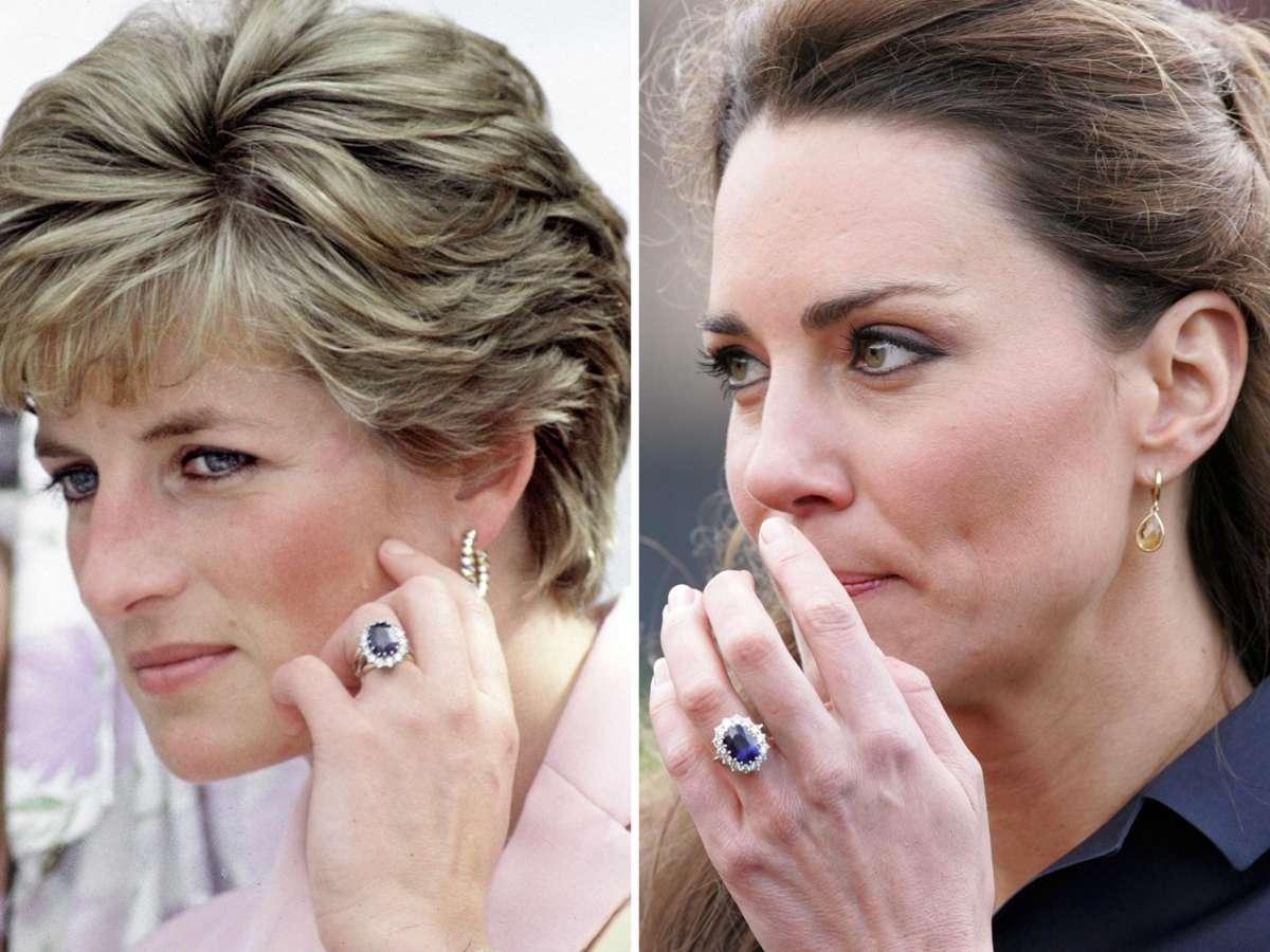 Kate Middleton, tutte le volte che ha omaggiato Lady Diana [FOTO]