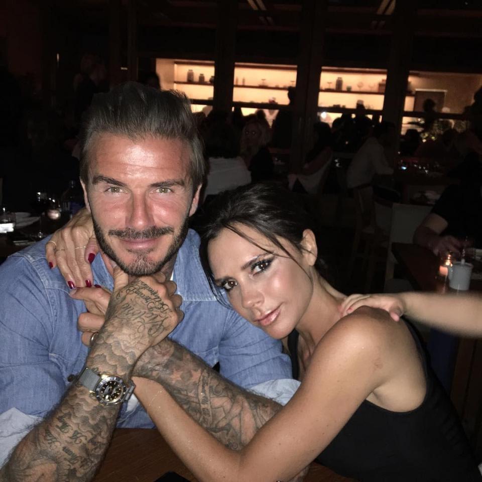 David e Victoria Beckham, la fine di un amore?
