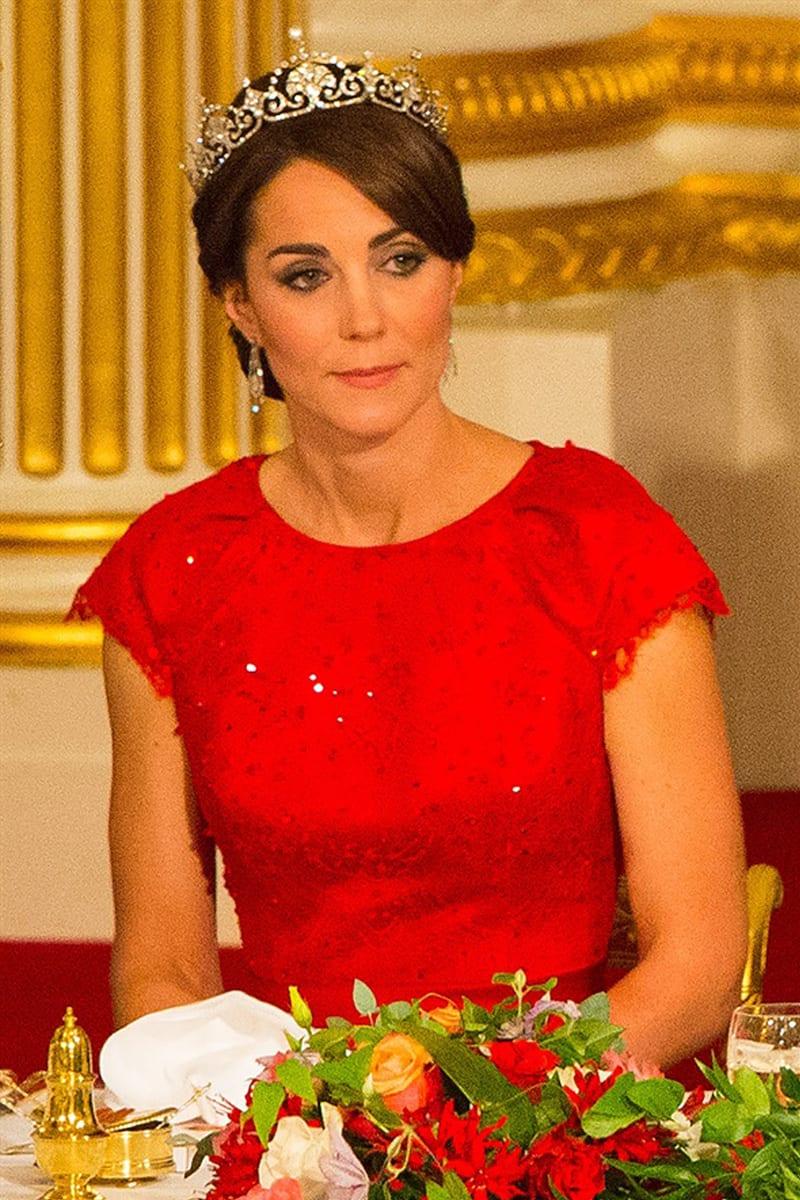Kate Middleton svelata la rigida dieta che è costretta a seguire