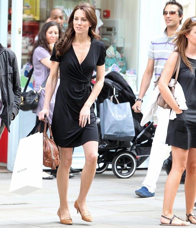 Kate Middleton sempre più magra e i sudditi si preoccupano