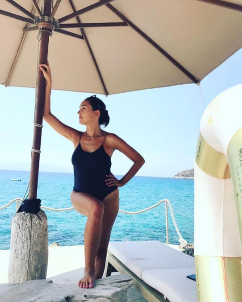 Caterina Balivo: sui social dà l'addio alla sua estate magica
