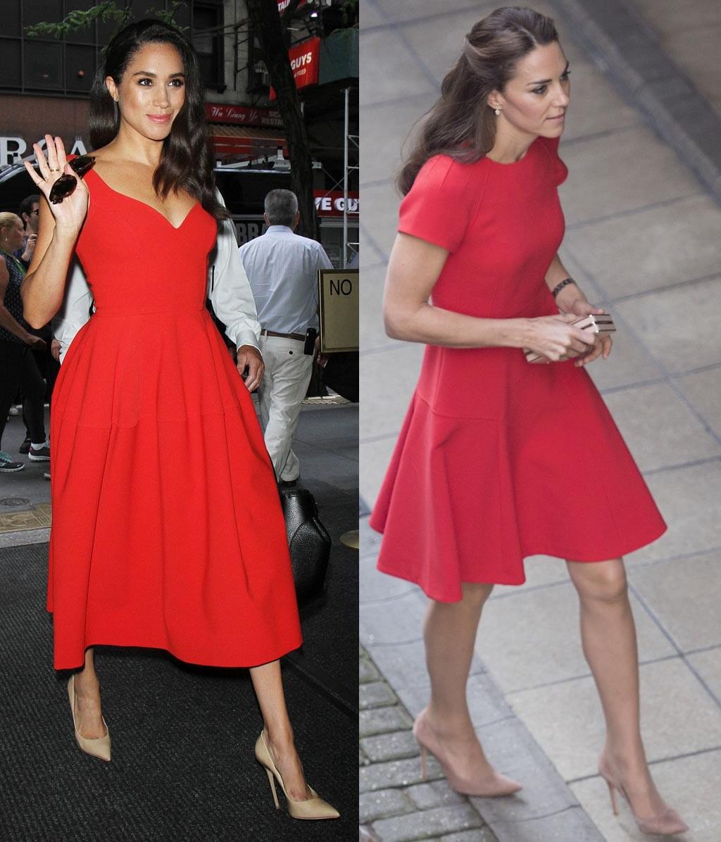 Kate Middleton, tre motivi per cui non vuole Meghan Markle a Corte