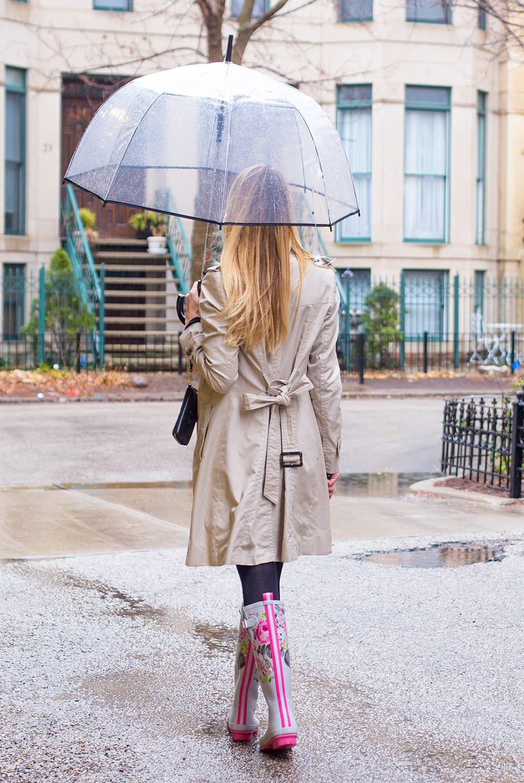 Rainy look, gli accessori di stile da avere quando piove