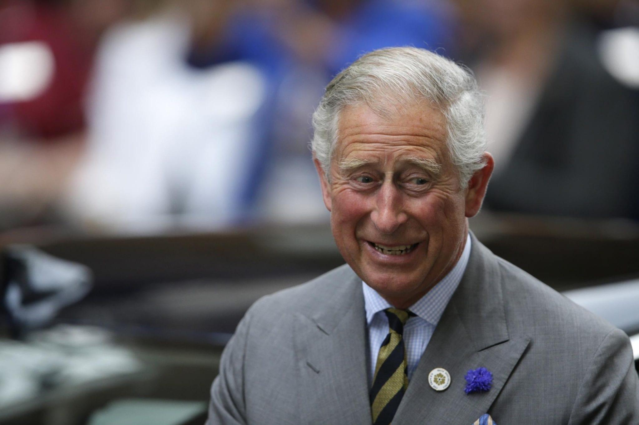 Carlo d'Inghilterra, sua altezza non vuole andare a Buckingham Palace