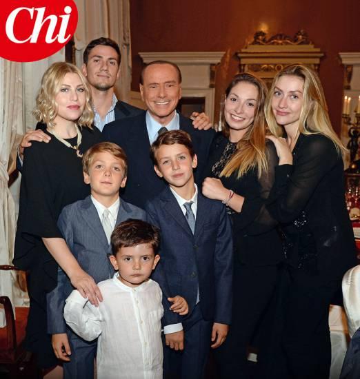 Silvio Berlusconi, compleanno con figli e nipoti, ma Pier Silvio non c'è. Litigio in famiglia?