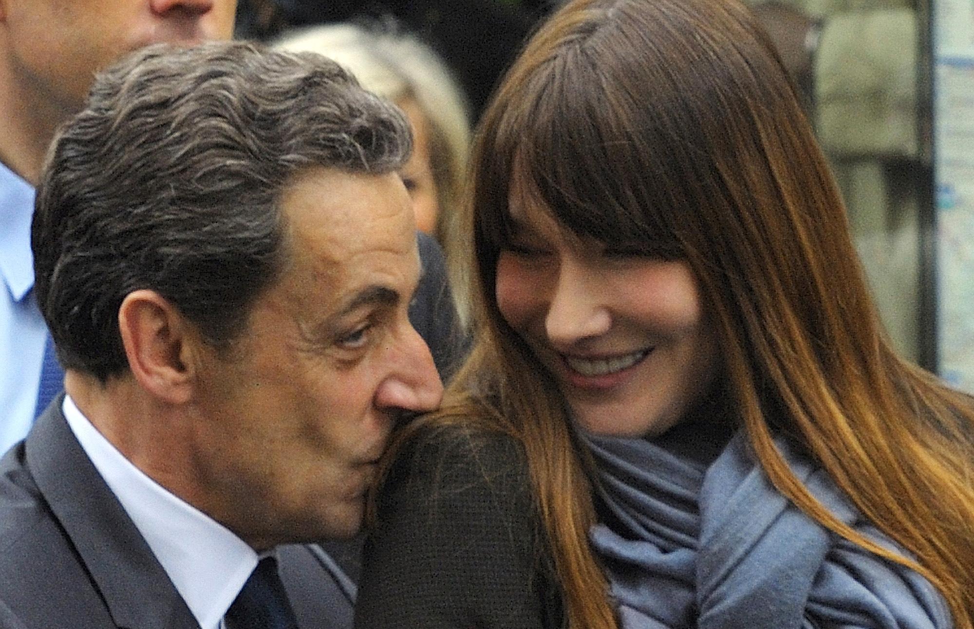 Carla Bruni su Nicolas Sarkozy: