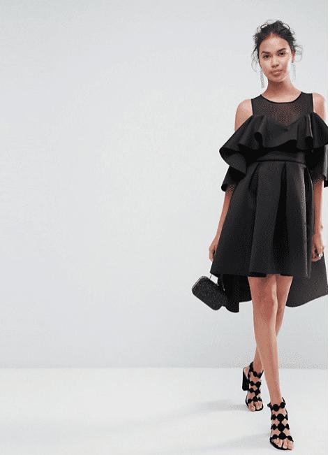 Asos vestiti da cerimonia: collezione autunno inverno 2017