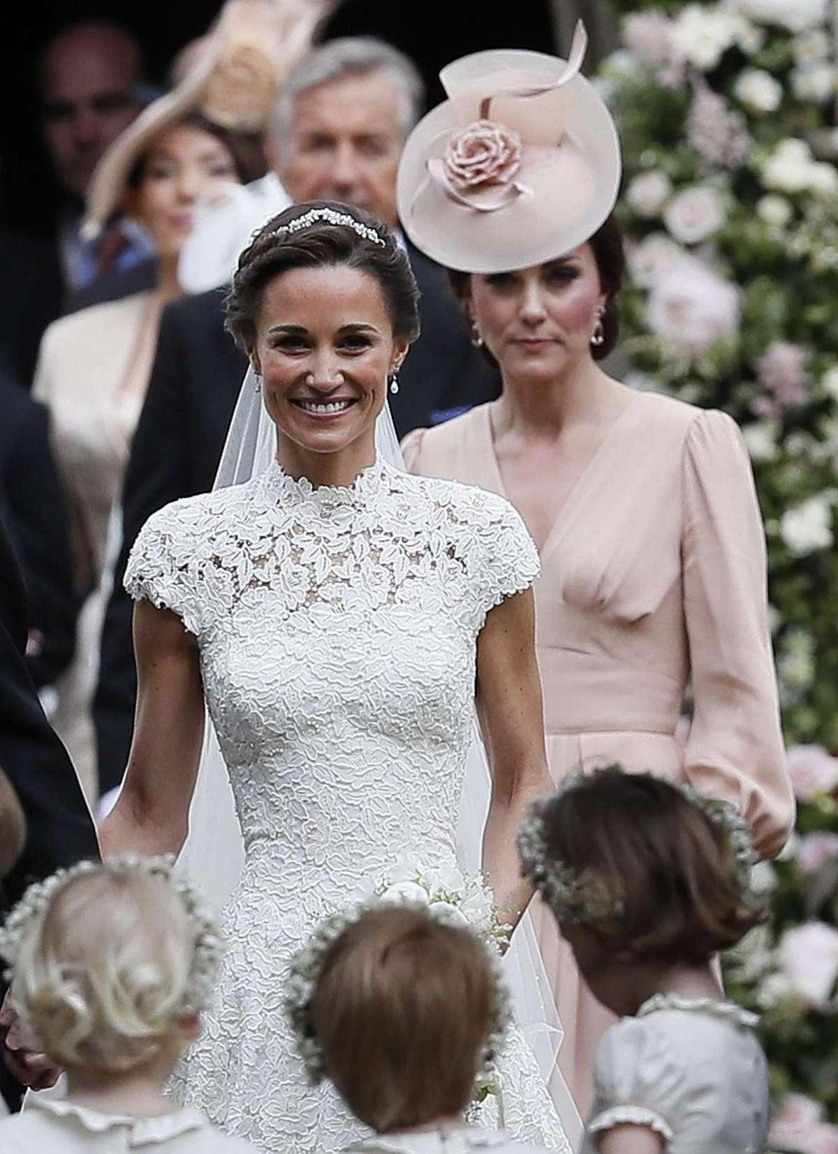 Meghan Markle ha dichiarato guerra a Kate e Pippa Middleton