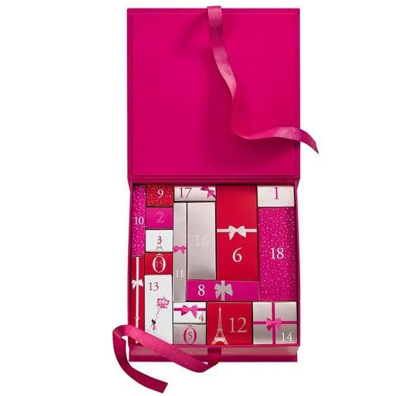 Calendario dell'Avvento beauty, i must have per il Natale 2017