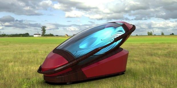Sarco, la prima macchina al mondo per suicidarsi. Si costruisce a casa