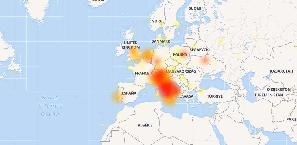 Facebook e Instagram down, la rivolta del web su Twitter