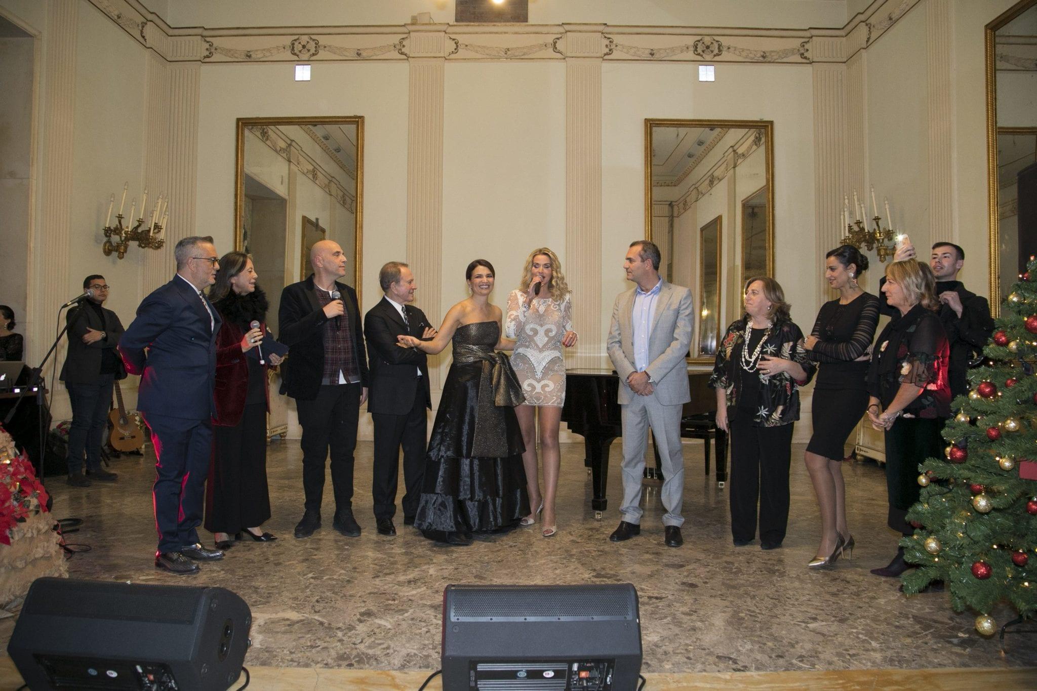 Napoli, I 100 Alberi d'Autore di Sergio Valenti per un Natale di Solidarietà